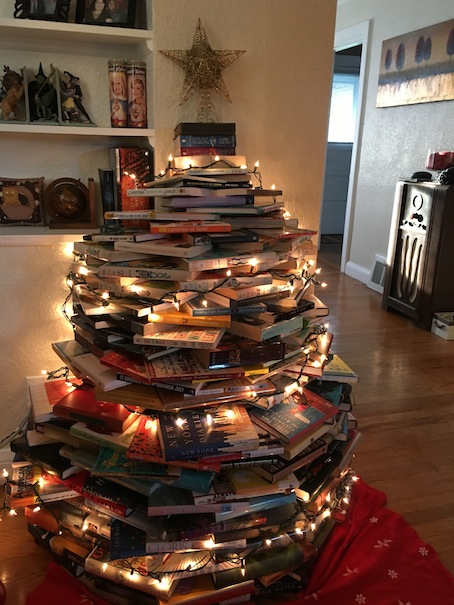 how to build a book tree